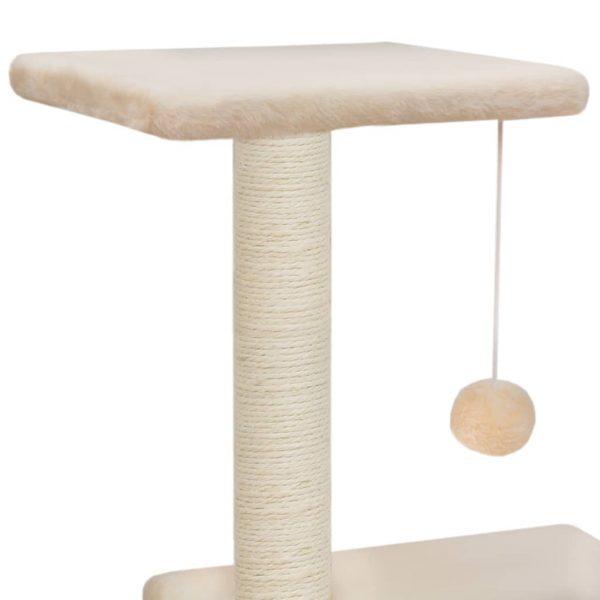 ZOOSHOP.ONLINE - Интернет-магазин зоотоваров - Домик для котят 65 см, бежевый