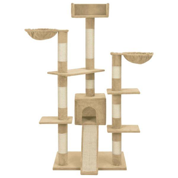 ZOOSHOP.ONLINE - Интернет-магазин зоотоваров - Домик для кошек XXL 183 см