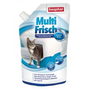 ZOOSHOP.ONLINE - Интернет-магазин зоотоваров - Beaphar Odour Killer Fresh Уничтожитель запаха для кошачьих туалетов 400g