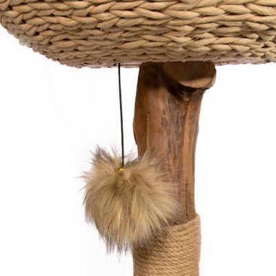 ZOOSHOP.ONLINE - Интернет-магазин зоотоваров - Кошачье дерево Karlie Nala. В 107-117 х Д 74 х Ш 48 см