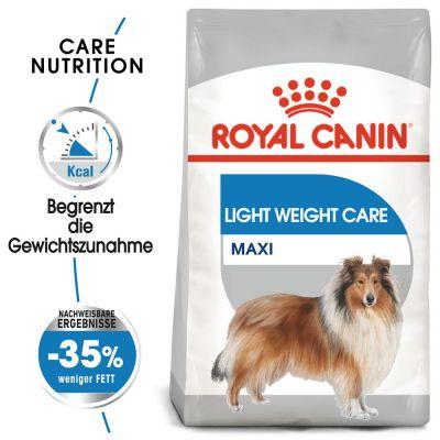 ZOOSHOP.ONLINE - Интернет-магазин зоотоваров - Сухой корм для собак Royal Canin CCN Light Weight Care Maxi 10kg.