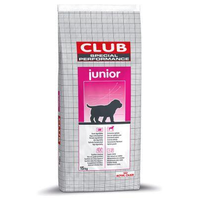 ZOOSHOP.ONLINE - Интернет-магазин зоотоваров - Сухой корм для собак Royal Canin Special Club Performance Junior 15kg.