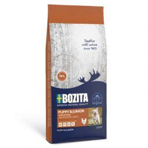 ZOOSHOP.ONLINE - Интернет-магазин зоотоваров - Бозита для щенков (без пшеницы) 12кг.