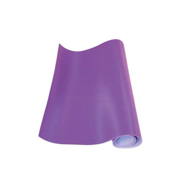 ZOOSHOP.ONLINE - Zoopreču internetveikals - Gumijots gruminga galdu pārklājs 120 x 60 cm (violets)