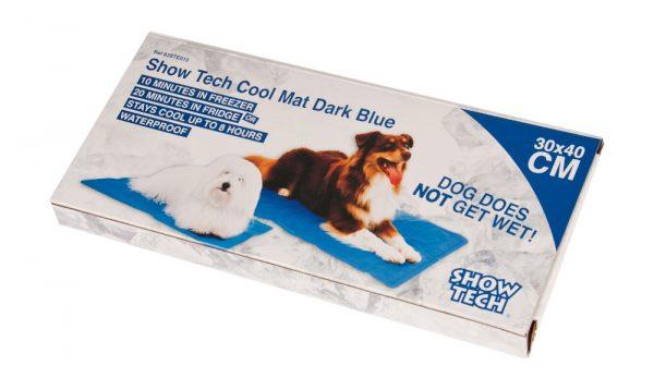 ZOOSHOP.ONLINE - Интернет-магазин зоотоваров - Охлаждающий коврик для животных Show Tech Cool Mat 30 х 40 см
