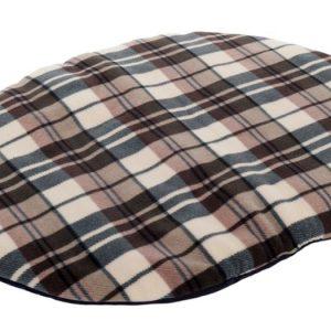 ZOOSHOP.ONLINE - Zoopreču internetveikals - Mazgājams matracis Smartpet Tartan 110 x 80 x 7 cm