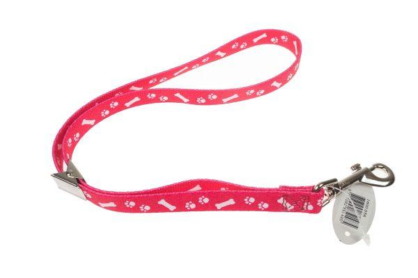 ZOOSHOP.ONLINE - Интернет-магазин зоотоваров - Петля для удержания собаки 1.6 см / 44 см Miranda Red