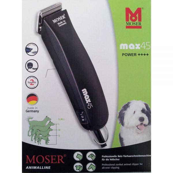 ZOOSHOP.ONLINE - Zoopreču internetveikals - Trimmeris Moser MAX1245