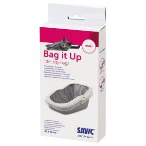 ZOOSHOP.ONLINE - Интернет-магазин зоотоваров - Гигиенические мешки для туалетов Savic Bag it Up Maxi