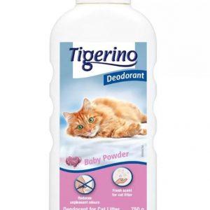 ZOOSHOP.ONLINE - Zoopreču internetveikals - Dezodorants kaķu tualetēm Baby Powder