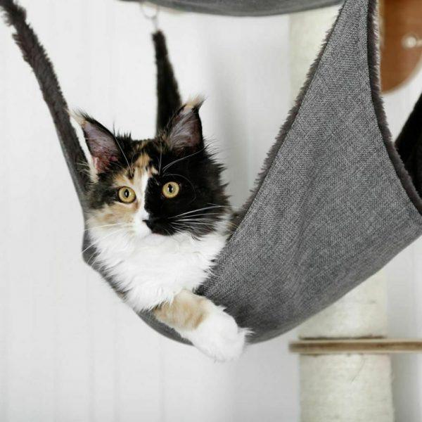 ZOOSHOP.ONLINE - Zoopreču internetveikals - Pie sienas stiprināma māja kaķiem - KERBL Dolomite 2.0 Tofana