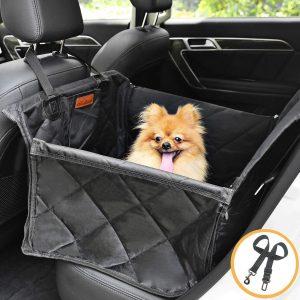 ZOOSHOP.ONLINE - Zoopreču internetveikals - Autokrēsls Looxmeer maziem un vidējiem suņiem
