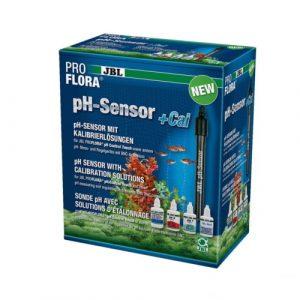 ZOOSHOP.ONLINE - Интернет-магазин зоотоваров - JBL ProFlora pH-Sensor+Cal, pH-электрод с калибровочными жидкостями