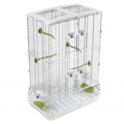 ZOOSHOP.ONLINE - Интернет-магазин зоотоваров - Клетка для средних птиц Hagen Vision M02