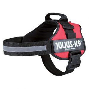 ZOOSHOP.ONLINE - Zoopreču internetveikals - Iemaukti suņiem Julius-K9 sarkani izmērs 2