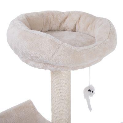 ZOOSHOP.ONLINE - Интернет-магазин зоотоваров - Домик для кошек Penelope Бежевый