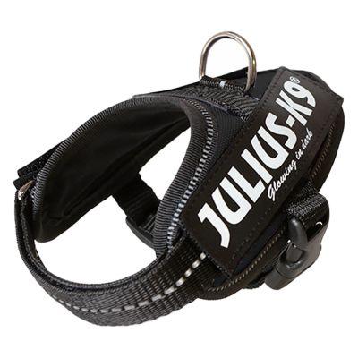 ZOOSHOP.ONLINE - Интернет-магазин зоотоваров - JULIUS-K9 IDC шлейка черная - размер 0