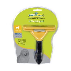 ZOOSHOP.ONLINE - Zoopreču internetveikals - Furminator garspalvainiem liela izmēra suņiem