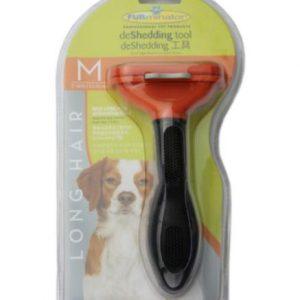 ZOOSHOP.ONLINE - Интернет-магазин зоотоваров - Furminator для длинношерстных собак средних пород