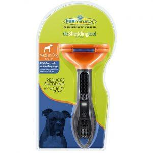 ZOOSHOP.ONLINE - Интернет-магазин зоотоваров - Furminator для короткошерстных собак средних пород