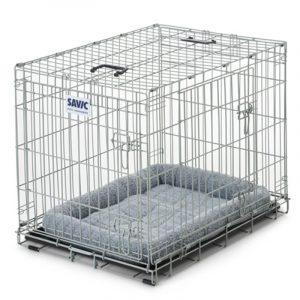 ZOOSHOP.ONLINE - Интернет-магазин зоотоваров - Металлическая клетка Savic Dog Hammerton с керамическим покрытием 76 см