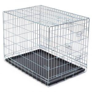 ZOOSHOP.ONLINE - Интернет-магазин зоотоваров - Trixie металлическая клетка 78 см