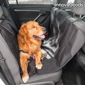 ZOOSHOP.ONLINE - Zoopreču internetveikals - Mājdzīvnieku automašīnas aizsargapvalks - universāls 2 vienā