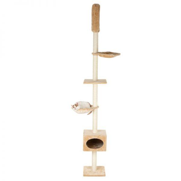 ZOOSHOP.ONLINE - Интернет-магазин зоотоваров - Домик когтеточка для кошек и котят 236 - 267 x 59 x 38 см