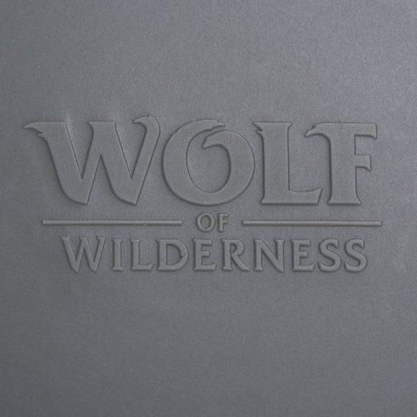 ZOOSHOP.ONLINE - Zoopreču internetveikals - Universāls silikona vāciņš konservu uzglabāšanai Wolf of Wilderness