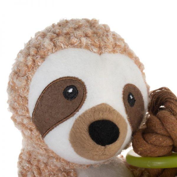 ZOOSHOP.ONLINE - Zoopreču internetveikals - Rotaļlieta suņiem, sliņķis