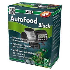ZOOSHOP.ONLINE - Zoopreču internetveikals - JBL AutoFood Black-Аutomātiskā barotava