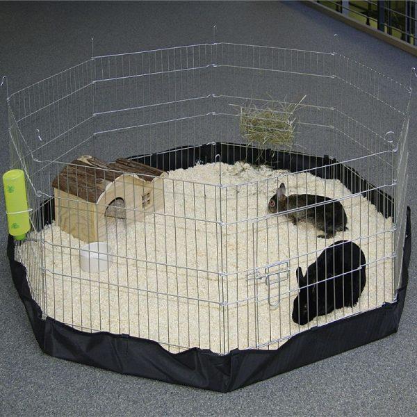 ZOOSHOP.ONLINE - Интернет-магазин зоотоваров - Дно из нейлона для вольеров Kerbl
