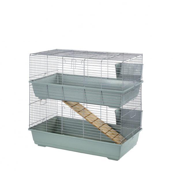 ZOOSHOP.ONLINE - Интернет-магазин зоотоваров - Клетка для кроликов 80 CM
