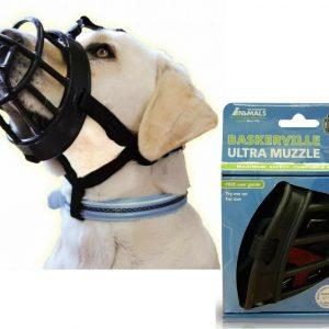 ZOOSHOP.ONLINE - Интернет-магазин зоотоваров - Намордник для собак Baskerville Ultra Muzzle 6