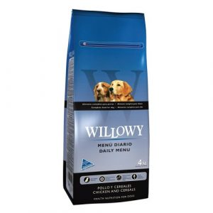 ZOOSHOP.ONLINE - Интернет-магазин зоотоваров - Сухой корм для собак с мясом птицы WILLOWY Daily Menu Dog Adult 4