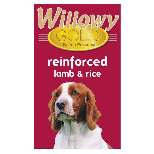 ZOOSHOP.ONLINE - Интернет-магазин зоотоваров - Сухой корм для всех собак Willowy Gold Dog Adult Reinforced Lamb & Rice 15 кг