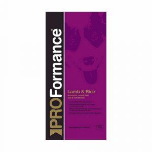 ZOOSHOP.ONLINE - Интернет-магазин зоотоваров - Сухой корм для взрослых собак с ягнёнкоми рисом PROFormance Dog Adult Lamb & Rice 15 кг