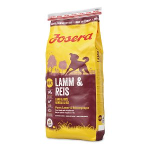 ZOOSHOP.ONLINE - Zoopreču internetveikals - Josera Lamb and Rice 15 kg