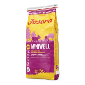 ZOOSHOP.ONLINE - Zoopreču internetveikals - Josera Miniwell 15 kg