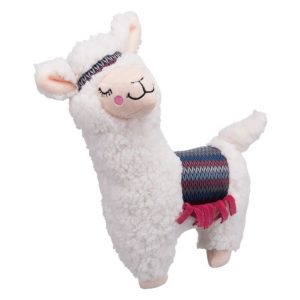 ZOOSHOP.ONLINE - Интернет-магазин зоотоваров - Плюшевая Игрушка для собак Trixie Alpaka