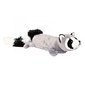 ZOOSHOP.ONLINE - Интернет-магазин зоотоваров - Плюшевый енот Trixie с пищалкой