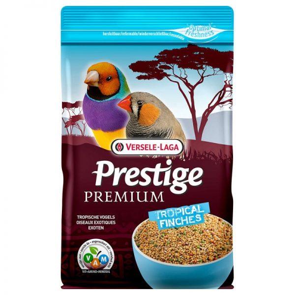 ZOOSHOP.ONLINE - Интернет-магазин зоотоваров - Prestige Premium для экзотических птиц 800 гр