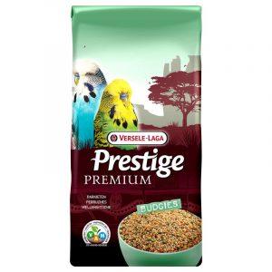 ZOOSHOP.ONLINE - Zoopreču internetveikals - Versele-Laga Prestige Premium Budgies viļņpapagaiļiem 2,5 kg