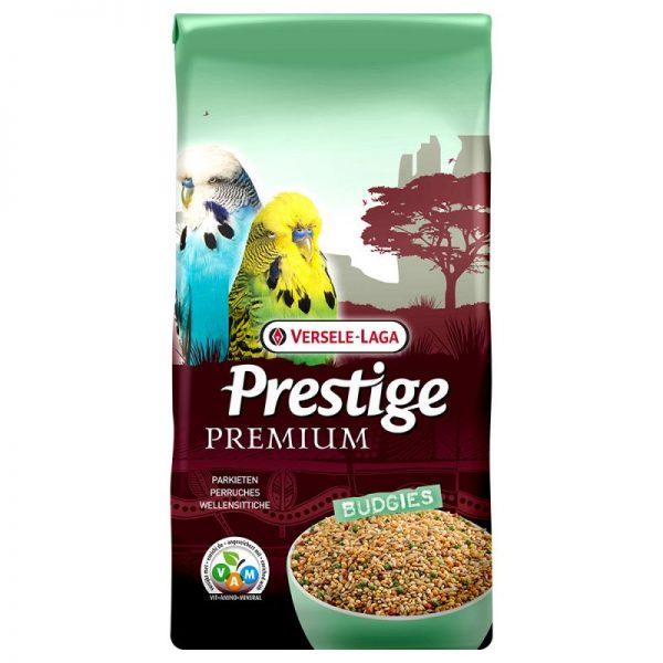 ZOOSHOP.ONLINE - Интернет-магазин зоотоваров - Versele-Laga Prestige Premium Budgies для волнистых попугайчиков 2,5 кг