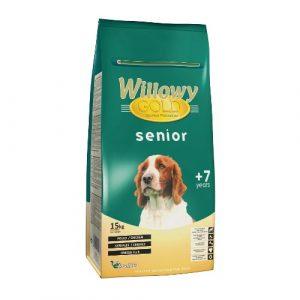 ZOOSHOP.ONLINE - Интернет-магазин зоотоваров - Сухой корм для собак сениоров Willowy Gold Senior Dog 15 кг