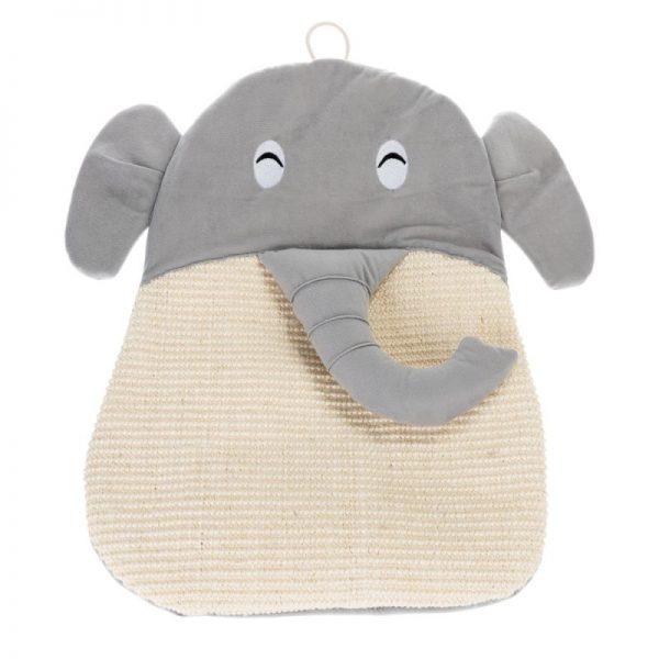 ZOOSHOP.ONLINE - Zoopreču internetveikals - Nagu asināmais ar mīkstu apakšu Elephant