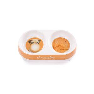 ZOOSHOP.ONLINE - Zoopreču internetveikals - Bļoda suņiem un kaķiem Martin Sellier Gamelle 2x180 ml