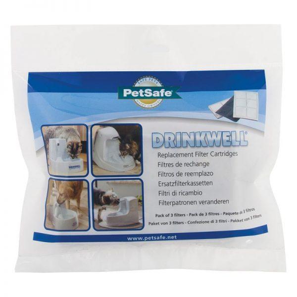 ZOOSHOP.ONLINE - Интернет-магазин зоотоваров - Фильтр для поилки-фонтана PetSafe® Drinkwell® Platinum
