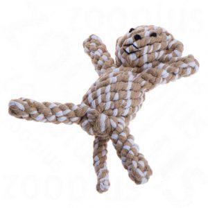 ZOOSHOP.ONLINE - Zoopreču internetveikals - Suņu rotaļlieta no kokvilnas virves