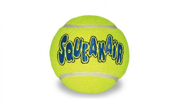 ZOOSHOP.ONLINE - Интернет-магазин зоотоваров - KONG теннисный мяч с пищалкой Ø 6 см